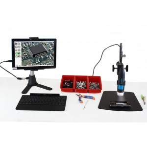 Q-scope Pro working Station 2 B