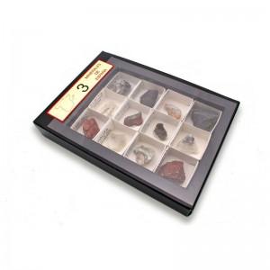 Kit 12 Minerales