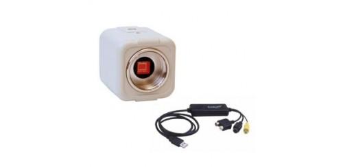 Camaras Video Microscopia