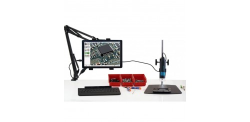 Q-scope Pro working Station