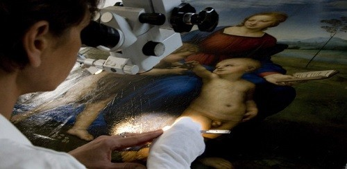 Art Restauration & Conservation