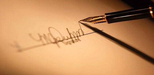Grafology
