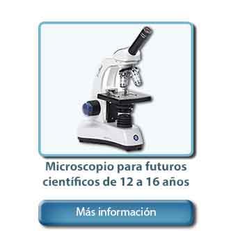 Microscopio para edad 12, Microscopio para edad 13, Microscopio para edad 14, Microscopio para edad 15, Microscopio para edad 16