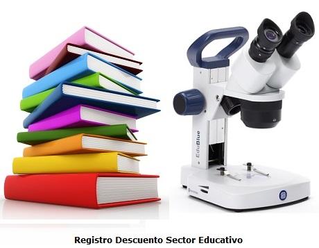 descuento educativo registracion tiendamicroscopios