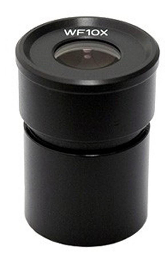 Ocular 10x/18 para microblue con puntero