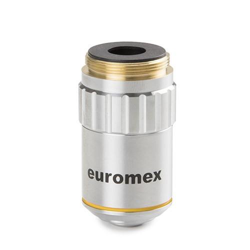 objetivo eplano microscopio contraste de fases 10x