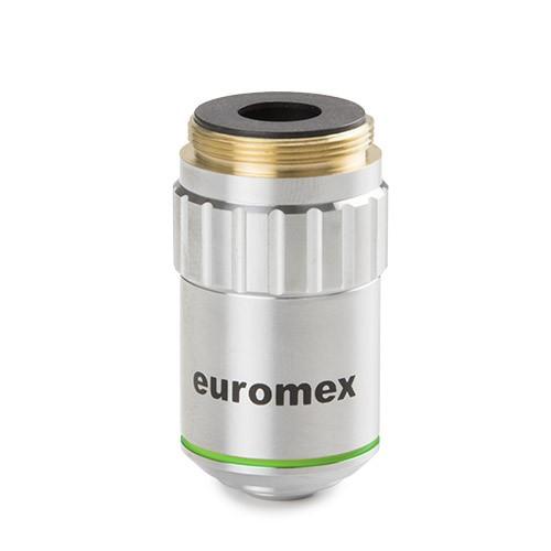 objetivo eplano microscopio contraste de fases 20x