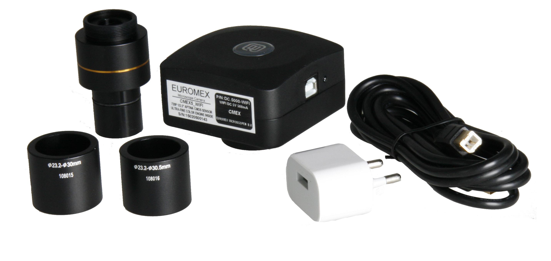 camera de microscopia wifi